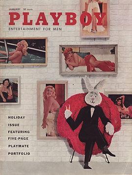 8_Playboy January 1958 Magazine .jpg