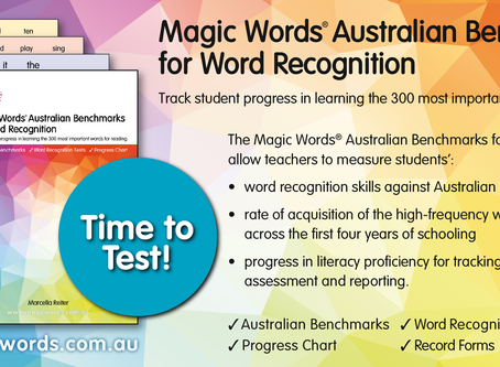 Magic Words Australian Benchmarks