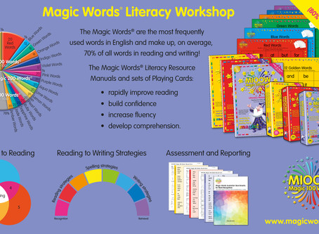 M100W - Magic Words Literacy Workshops