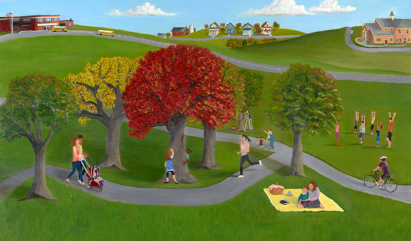 A Healthy Community Vision