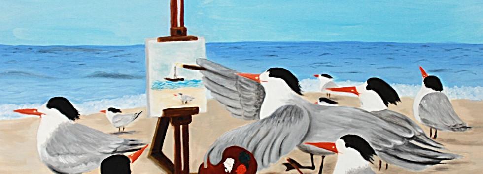 The Royal Terns Art Festival