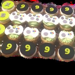 Xbox Cupcakes