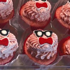 Strawbery Cupcakes