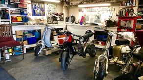 Scooterotica Garage
