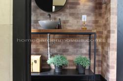 lavabo teto arquitetura