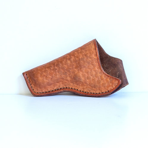 Handcrafted Leather Holster