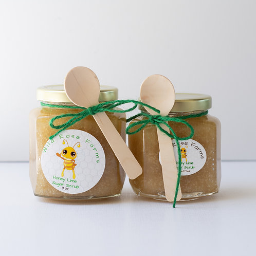 Honey Sugar Scrubs
