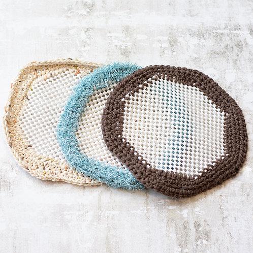 Crocheted Jar Openers