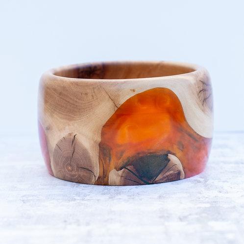 Sycamore Wood Bowl