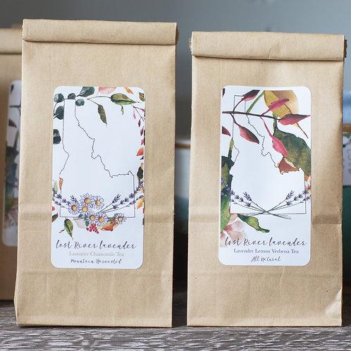 Lavender Tea Varieties