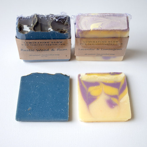 """""""His & Hers"""" Handcrafted Soaps"""