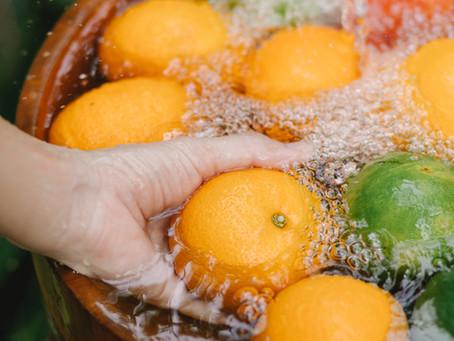 ¿Cuáles son los desinfectantes químicos más usados en la industria alimentaria?