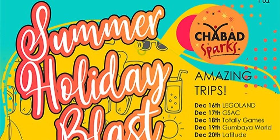 Summer Holiday Blast - Summer