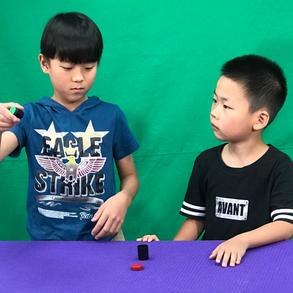 兒童魔術課程