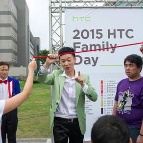 HTC家庭日街頭魔術表演
