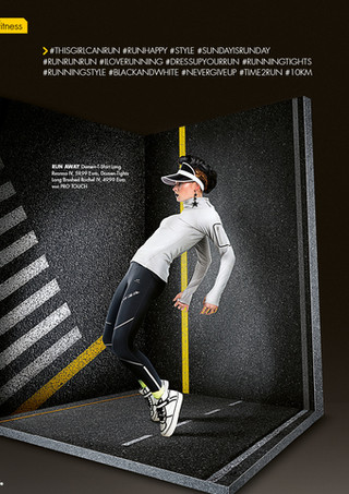 commercial / INTERSPORT sportslife. Magazine