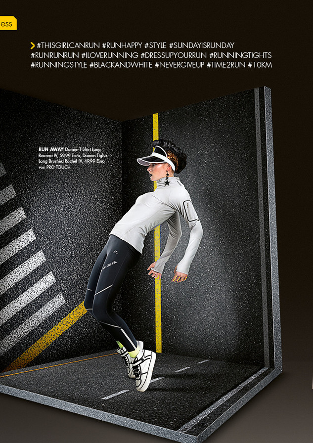commercial / INTERSPORT sportslife. Magazine