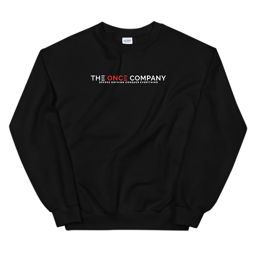 ONCE Long Sleeve - Fall Series I - RED