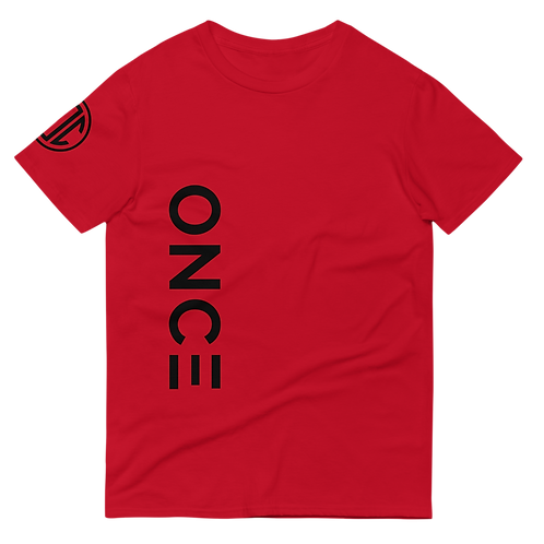ONCE Tee - Winter Series I - RED