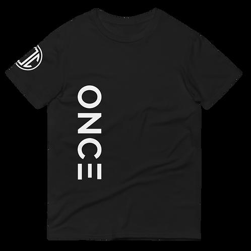 ONCE Tee - Winter Series I - BLACK