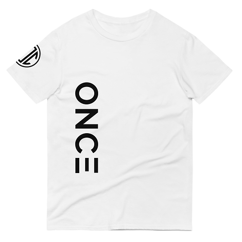 ONCE Tee - Winter Series I - WHITE