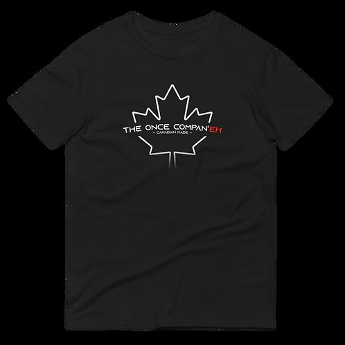 Black Canadian Made Tee - Men's