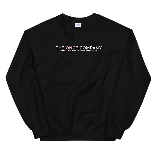 ONCE Long Sleeve - Fall Series I - PINK