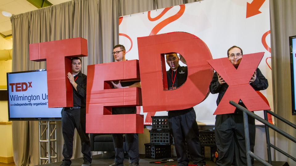 TEDxWilmingtonU