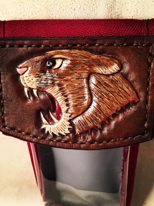 Mountain Lion Phone Holster