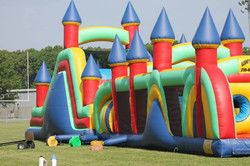 68ft Obstacle Course