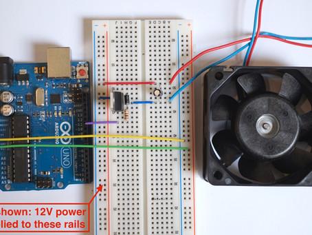 DIY CO2 Incubator - Arduino and Circuits