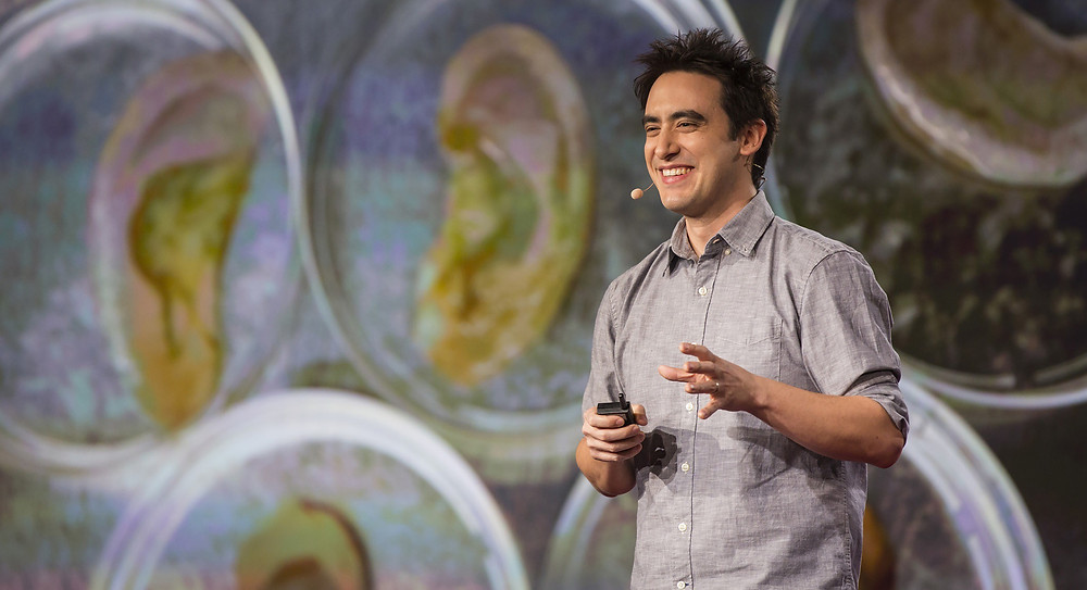 Andrew Pelling selected as TED2017 Senior Fellow