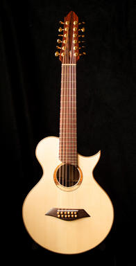 Terz 12-string (front)