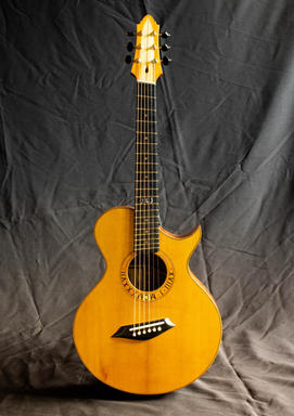 Terz 6-string multiscale