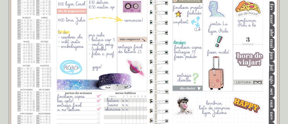 Planejamento Semanal