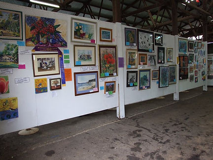 Jandowae Show - Fine Arts Section