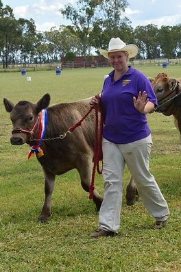Jandowae Show - Cattle Section