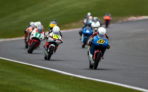 Jake hits the ground running with a win at Brands