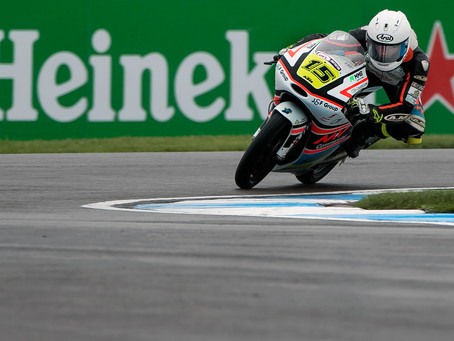 Round 1 review - Eugene off to a flyer at Donington