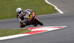 Jake determined to hit top spot.