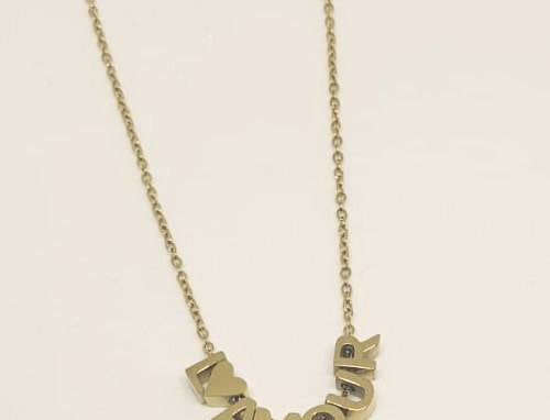 Ketting L'amour