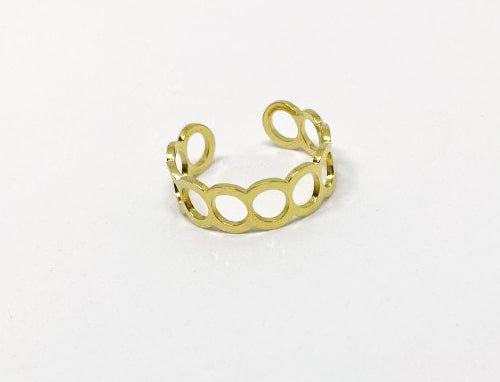Ring open cirkels