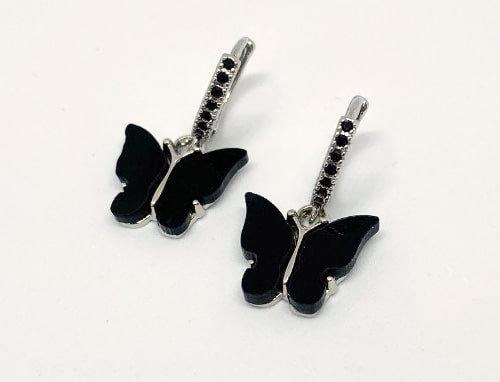 Oorringen vlinder