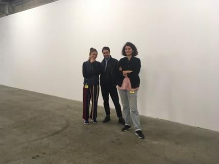 Noémie Stevens, Kerwin Rolland, Sarah Mercadante, 2019.