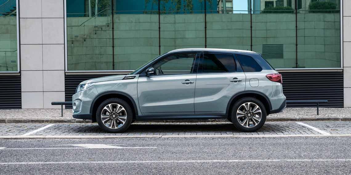 Suzuki Vitara | Cars | Shalimar Trading | Sierra Leone