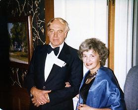 Richard and Katherine Lack