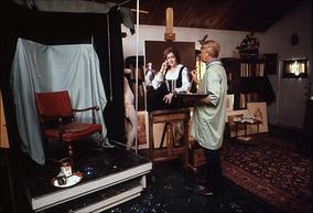 Lack Painting Joan Hergman