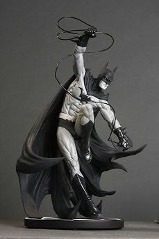 Batman sculpture - James Shoop