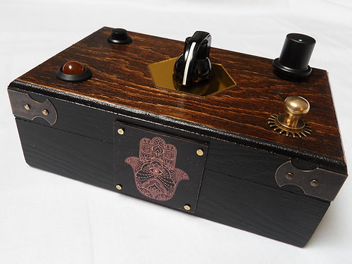 Sacred Spirit Sound Generator