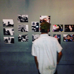 あべちゃんの写真展示もやってるよ🙌